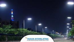 Solar Sokak Aydınlatma Ürünleri
