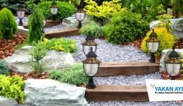 Bahçe Tasarımında Nelere Dikkat Edilmeli